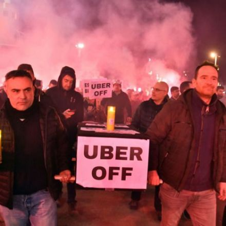 Uber Is Headed for a Crash