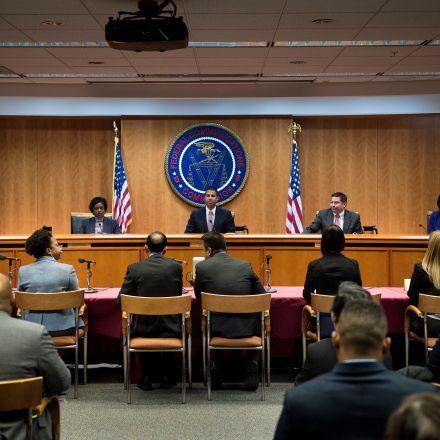 The FCC officially votes to kill netneutrality