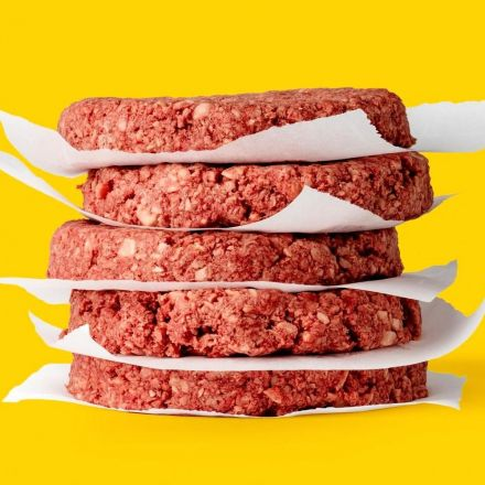 The meatless 'Impossible Burger' makes its first foray outside the US