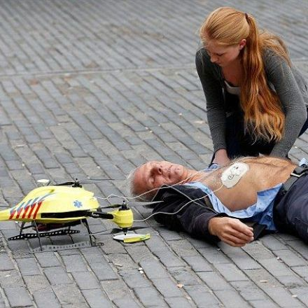 The ambulance drone that could save your life