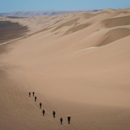 Earth will start becoming a desert by 2050 if global warming isn't stopped, study says