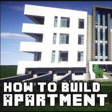 Modern Apartment Building Minecraft minecraft - building a modern apartment building - snapzu