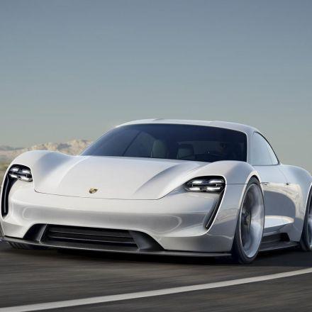 Porsche Doubles Its Electric Car Investment