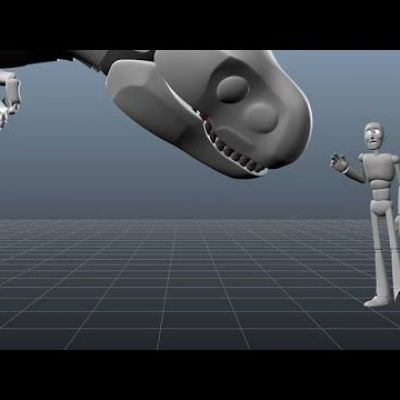 """""""Cursed"""" - CGI Animated Shorts"""