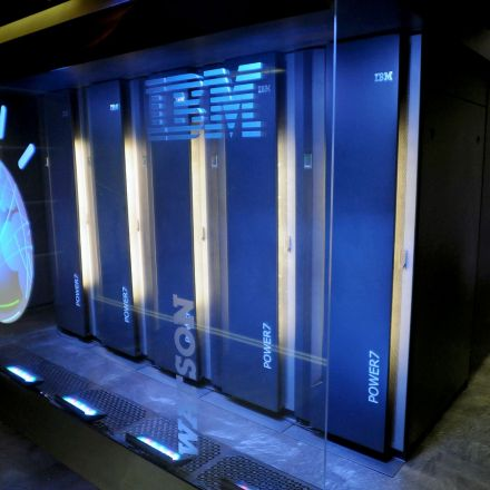 I've Got The Ingredients. What Should I Cook? Ask IBM's Watson