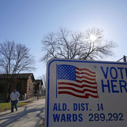 Almost 17,000 people were prevented from voting in a key swing state last November