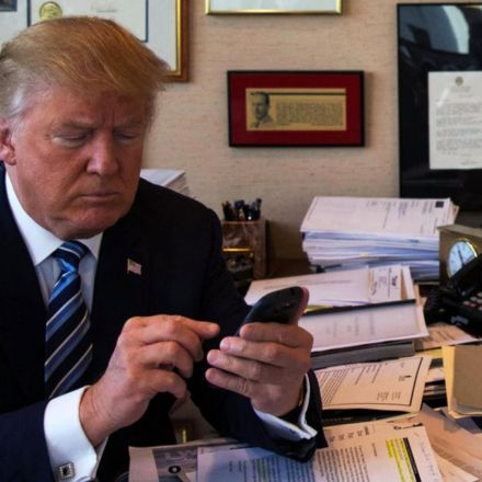 Trump asks world leaders to call him on his cell: report