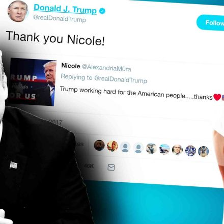 I Found Nicole Mincey, Trump's Biggest Twitter Fan. She Isn't a Bot, But She Has a Ton of Secrets.