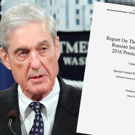 All of the Mueller report's major findings in less than 30 minutes