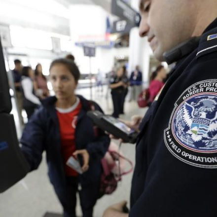 "Homeland Security says Americans who don't want faces scanned leaving the country ""shouldn't travel"""