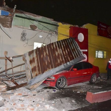 Mexico earthquake: Magnitude 6.9 seismic tremor hits Pacific coast at Guatemala border