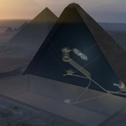 Archaeologist criticises pyramid void 'discovery'