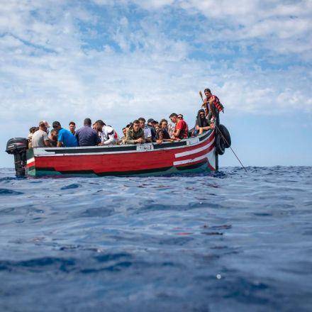 U.S. Navy refused to help sinking migrant boat that capsized, killing dozens, survivors say