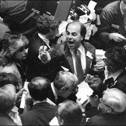Wall Street Revisits the Crash of '87