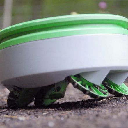 Roomba Inventor Joe Jones on His New Weed-Killing Robot, and What's So Hard About Consumer Robotics