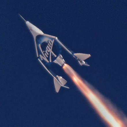 Virgin Galactic flies its first astronauts to the edge of space, one step closer to space tourism