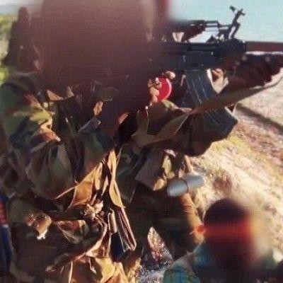 Al-Shabaab video show civilians being gunned down in the sea