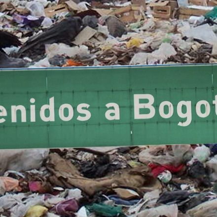Public service meltdown: Bogota in despair over 3,000 metric tons of garbage