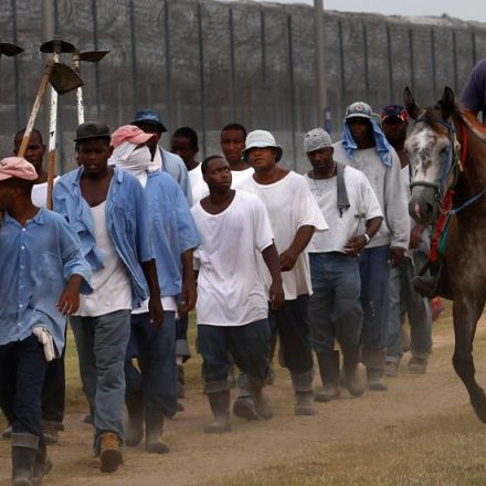 Louisiana's Angola: Proving ground for racialized capitalism