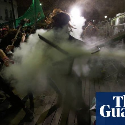 Clashes erupt after Ecuador fails to decriminalize abortion for rape victims