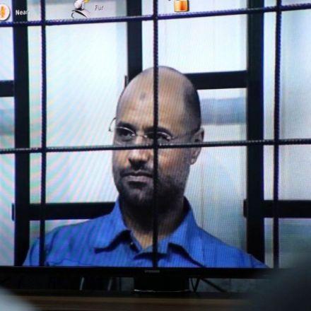 Libya: Militia says Moammar Gadhafi son freed