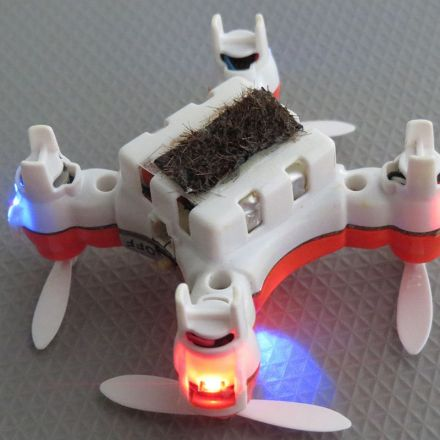 Robotic bee could help pollinate crops as real bees decline