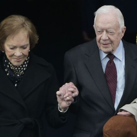 Jimmy Carter hospitalized after collapsing while working on Habitat for Humanity house