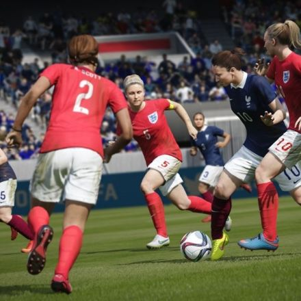 Fifa 16 to add women's teams for the first time
