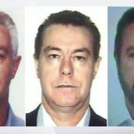 Brazilian drug lord arrested after 30 years of using plastic surgery to evade police