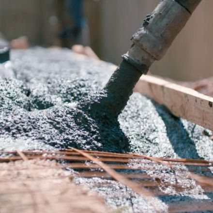 This concrete can trap CO2 emissions forever