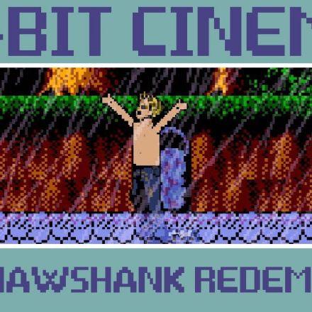 The Shawshank Redemption in 8-bit Glory