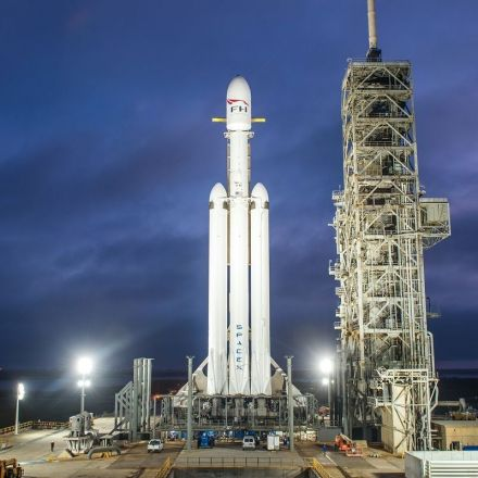 Thousands expected to descend on Space Coast for SpaceX Falcon Heavy launch