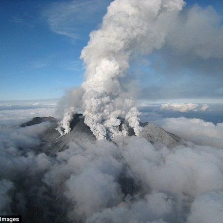 Japan could be destroyed within the next 100 years in giant volcanic eruption, scientists claim