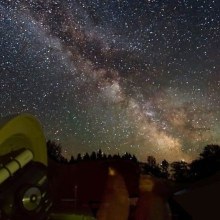 Preserving dark skies from light pollution so we can still wonder at the stars