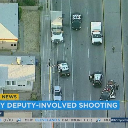 Teen, dog killed in deputy-involved shooting in Palmdale