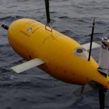 Boaty McBoatface obtains 'unprecedented data' from its first voyage