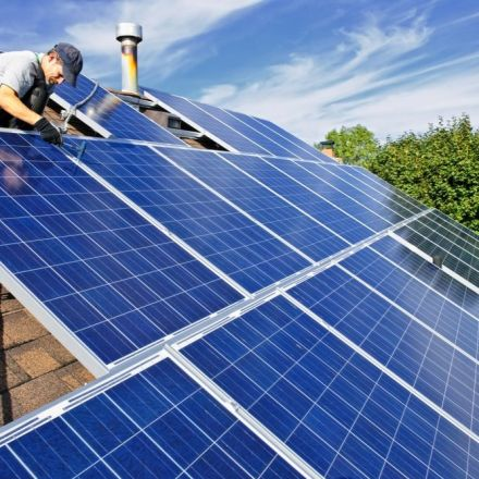 California Set To Give Solar Panels To Low-Income Families For Free