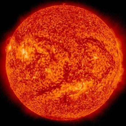 Solar Minimum is Coming