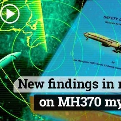 French drop MH370 bombshell