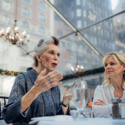 Catharine MacKinnon and Gretchen Carlson Have a Few Things to Say