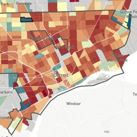 The Neighborhoods Where Kids Have a Better Shot at Escaping Poverty