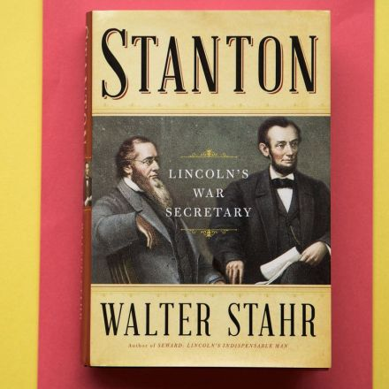New Biography Of Lincoln's Secretary Of War Reveals A Resilient Man, Haunted By Grief