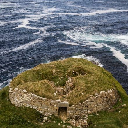 Saving Scotland's Heritage From the Rising Seas
