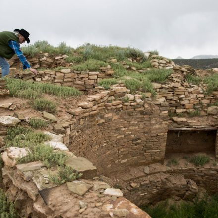 Ruined 'Apartments' May Hold Clues to Native American History