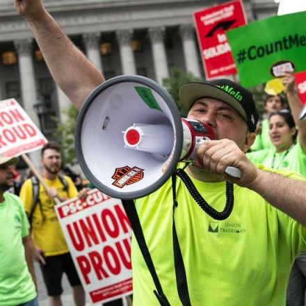 Fresh Proof That Strong Unions Help Reduce Income Inequality