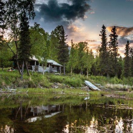 An Alaska National Park as Big as Connecticut. Annual Visitors? 23,000.