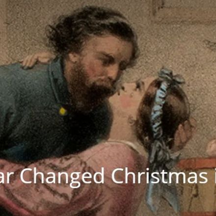 How the Civil War Changed Christmas in the United States