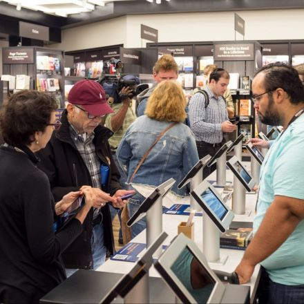 Amazon's first bookstore in New York City sucks the joy out of buying books