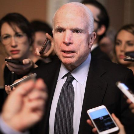 John McCain just proved he is the Senate's biggest fraud.