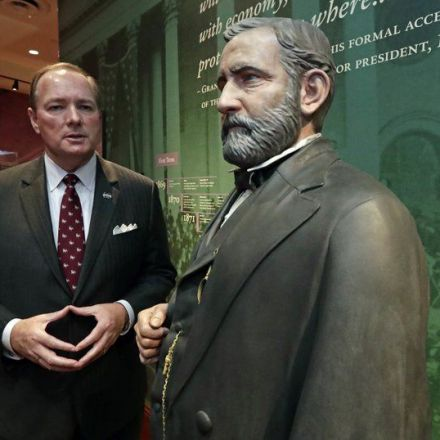 New Ulysses Grant presidential library at home in the South